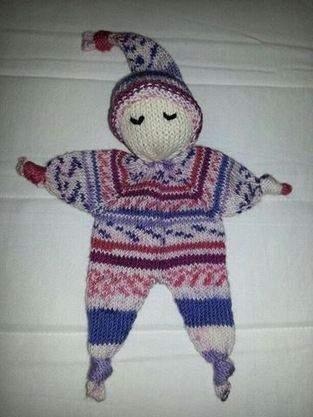 Makerist - Puppe Stricken - 1
