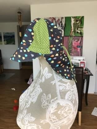Makerist - Sommerhut mit Nackenschutz - 1