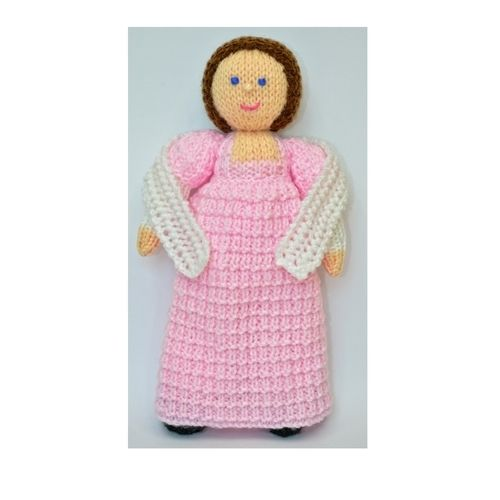 Makerist - Georgian Doll 1808- Caroline - DK Wool - Knitting Showcase - 1