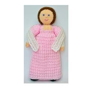 Makerist - Georgian Doll 1808- Caroline - DK Wool - 1