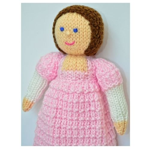 Makerist - Georgian Doll 1808- Caroline - DK Wool - Knitting Showcase - 2
