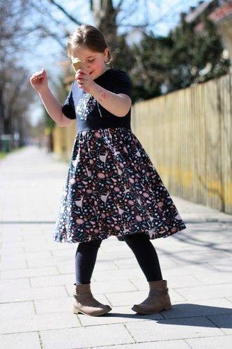 Makerist - AnniNanni - das kleine Ballerinakleid - Nähprojekte - 1