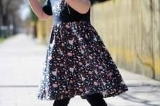 Makerist - AnniNanni - das kleine Ballerinakleid - 1