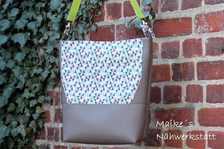 Makerist - Mein Shopper Mathea von Zaubernahnna - Nähprojekte - 1