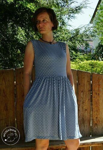 Makerist - Kleiderliebe aus Modal - Nähprojekte - 1