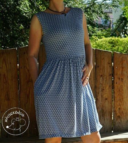 Makerist - Kleiderliebe aus Modal - Nähprojekte - 2
