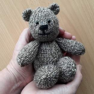 Makerist - Bitsy Teddy - 1