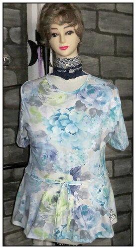 Makerist - Volant-Shirt Nastja - Nähprojekte - 1