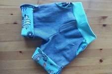 Makerist - Kurze Hose für den Spielplatz-Wikinger - 1
