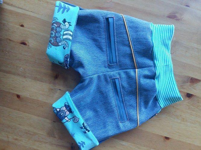 Makerist - Kurze Hose für den Spielplatz-Wikinger - Nähprojekte - 2