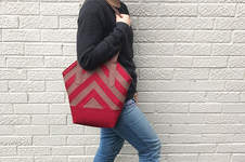 "Makerist - Handbag ""Greta"" - 1"