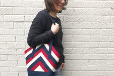 Makerist - Handbag in Patchwork look - 1