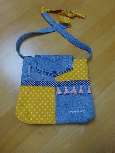 Makerist - Upcycling-Handtasche - Nähprojekte - 1