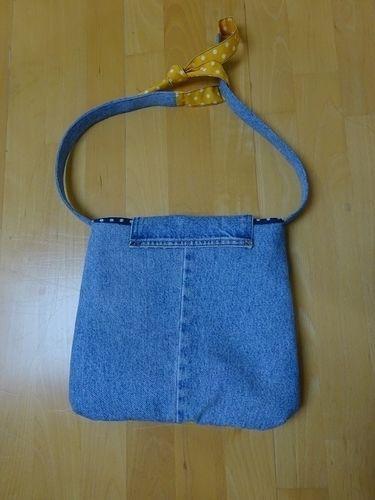 Makerist - Upcycling-Handtasche - Nähprojekte - 2