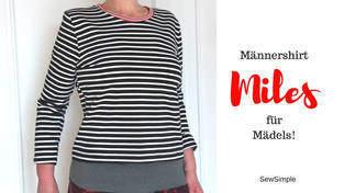Makerist - Männershirt Miles - 1