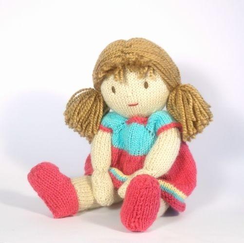 Makerist - Summer Josie Doll - Knitting Showcase - 1