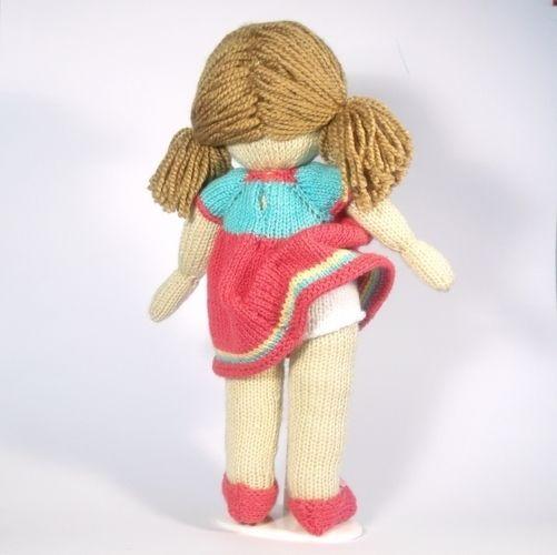 Makerist - Summer Josie Doll - Knitting Showcase - 3