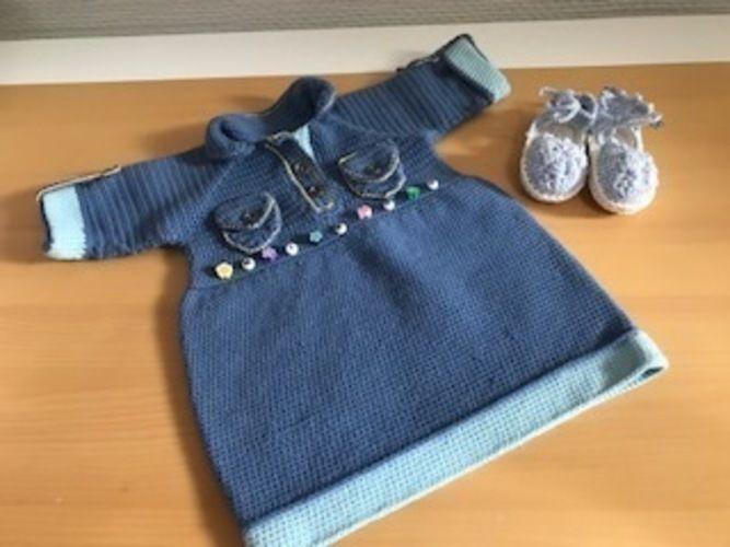 Makerist - Jeanskleidchen - Häkelprojekte - 2