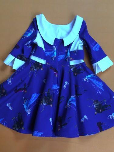 Makerist - Das Kleid für Emma zur Einschulung im September. - Nähprojekte - 3