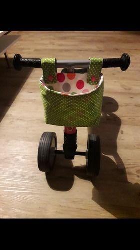 Makerist - Lenkertasche für Puky Wutsch - Nähprojekte - 1