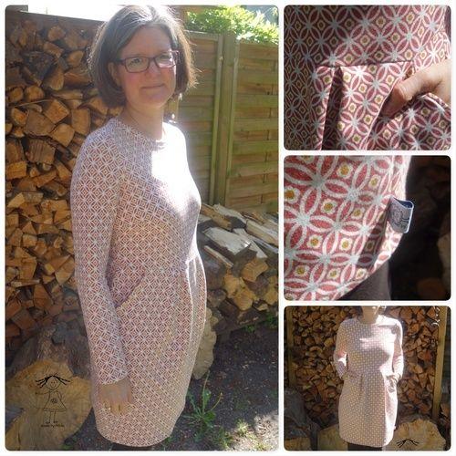 Makerist - Kleid Chloe von pattydoo - Nähprojekte - 1