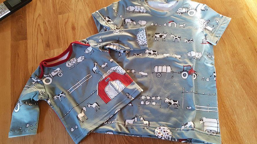 Makerist - Partnerlook für Neffe und Nichte - Nähprojekte - 1
