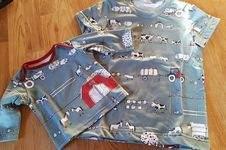 Makerist - Partnerlook für Neffe und Nichte - 1