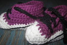 Makerist - Baby- Chucks - 1