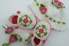 Makerist - Babymütze für Mädchen - 1
