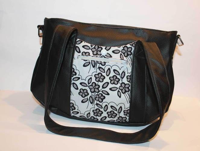Makerist - Handtasche aus Kunstleder - Nähprojekte - 2