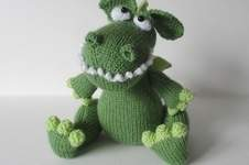 Makerist - Griff the Dragon - 1