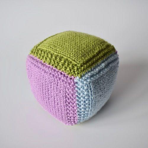 Makerist - Baby Blocks - Knitting Showcase - 2