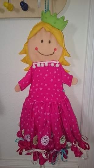 Makerist - Adventskalender Prinzessin von Shesmile - 1