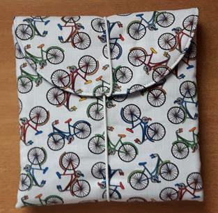 Makerist - Täschchen Periodensystem - für eine Mountainbikerin - 1