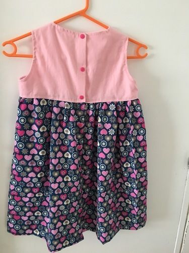 Makerist - Robe fillette 8/10ans pour ma petite fille.  - Créations de couture - 2