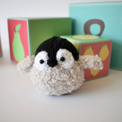 Makerist - Baby Penguin - Knitting Showcase - 1