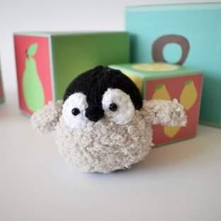 Makerist - Baby Penguin - 1