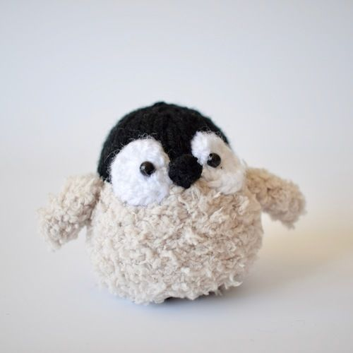 Makerist - Baby Penguin - Knitting Showcase - 3