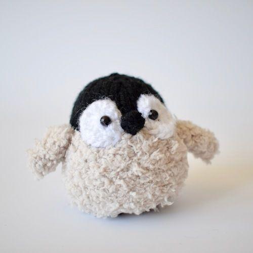 Makerist - Baby Penguin - Knitting Showcase - 3