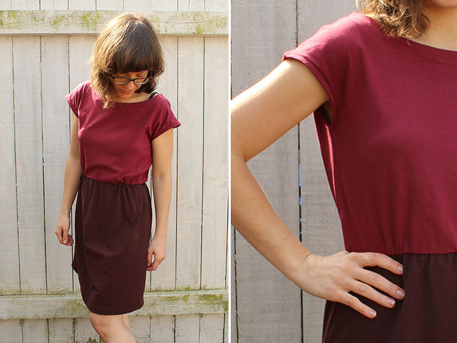 "Makerist - Kleid ""Adina"" - Nähprojekte - 1"