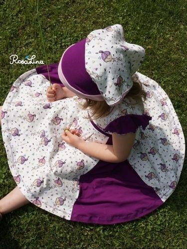 Makerist - Phia's Sommertraum Kleid und Tunika - Nähprojekte - 3