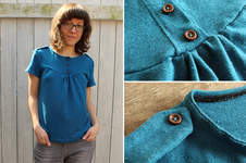 "Makerist - Mein Shirt ""Marla"" - 1"