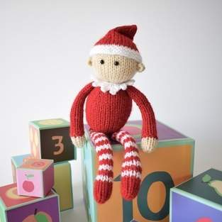 Makerist - Jingles the Elf - 1