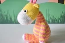 Makerist - Jimmy Giraffe - 1