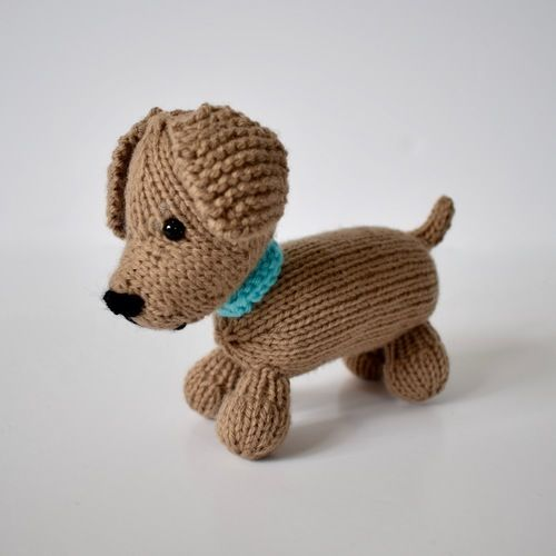 Makerist - Loyal Puppy - Knitting Showcase - 1