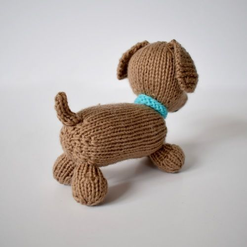 Makerist - Loyal Puppy - Knitting Showcase - 2
