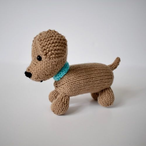 Makerist - Loyal Puppy - Knitting Showcase - 3