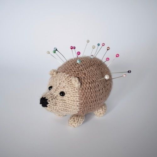 Makerist - Kensington Hedgehog - Knitting Showcase - 1