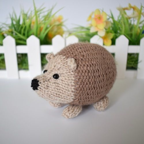 Makerist - Kensington Hedgehog - Knitting Showcase - 2