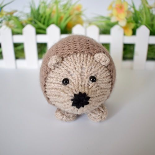 Makerist - Kensington Hedgehog - Knitting Showcase - 3